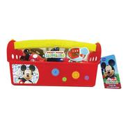 Mickey Club House Caja Con Herramientas Disney Premium