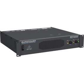Behringer Ep4000 - Potencia 950+950w 4 Ohms - Envío Gratis!!