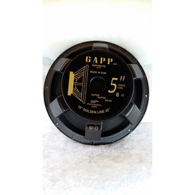 Bocina Gapp 18 Golden 3500 W
