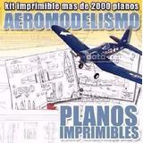 Planos Radiocontrol Aeromodelismo 2000 Aviones Radio Control