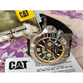 Relogio Caterpillar Cat Whistler Cronógrafo A4-143 Wr100