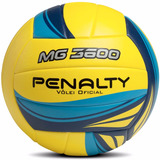 Pelota Voley Penalty Mg 3600 Oficial N 5 Ultra Fusion Volley