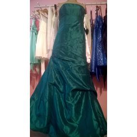 Vestido De Fiesta , Evento, 15 Años !!!! Liquido Mujer