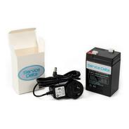 Cargador Y Bateria Para Balanza Systel Croma Clipse Delta