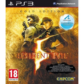 Resident Evil 5 Gold Edition Español - Mza Games Ps3