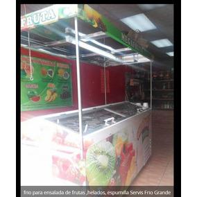 Conservador De Frutas Servis Frio Refrigerador