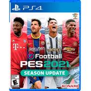 ..:: Pes 21 Pro Evolution Soccer 2021 ::.. Playstation 4 Ps4