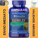 Fosfatidilserina Neuro Ps 100 Mg 120 Cps. Puritans Importado