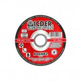 Disco De Corte Fino 4 1/2x7/8 (inox,ferro,alumínio) Icder