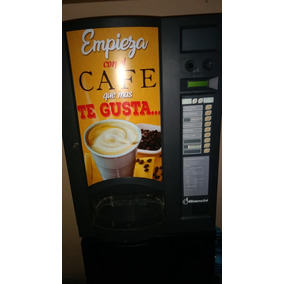 Maquinas Expendedora De Cafe Bianchi Pagasso