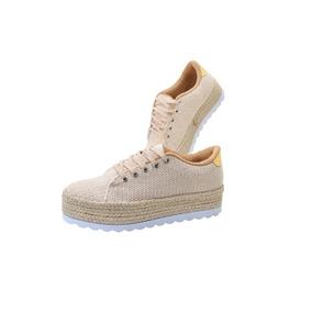 eee19c370 Sandalia Anabela Penelope - Sapatos Palha no Mercado Livre Brasil