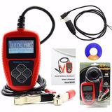 Probador Escáner Digital De Baterías, Carga Y Arranque.