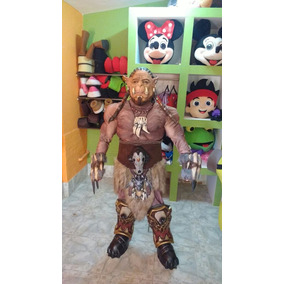 Cosplay De Warcraft Durotan!!