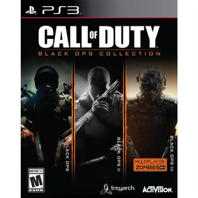 Call Of Duty: Black Ops Collection Ps3 Mídia Física