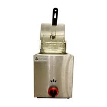 Freidora 5,5 L A Gas Comercial Envio Gratis!!!!