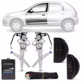Kit Vidro Eletrico Celta 2007 4 Portas Diant Sensorizado