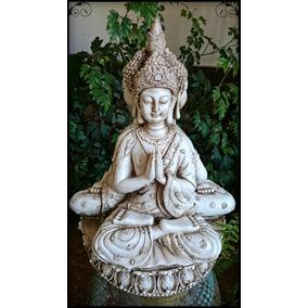 Buda - Centro De Mesa Hindú