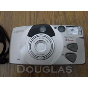Câmera Fotográfica Canon Sure Shot 85 Zoom