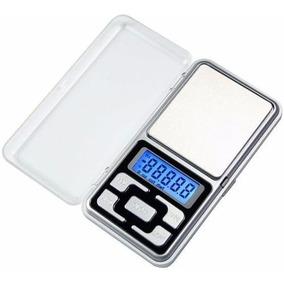 Mini Balança Digital Bolso Escala 1g Até 500g Alta Precisão