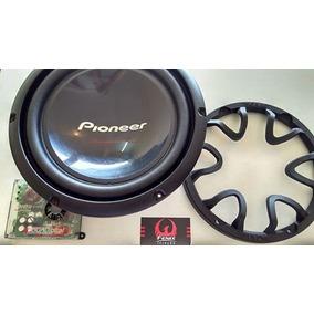 Alto Falante Pioneer Com Sound Digital 250d (ts-w259d4)