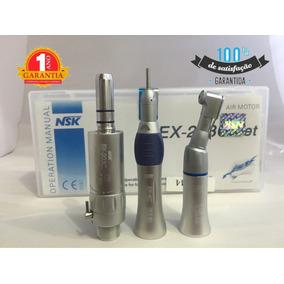 Kit Odontológico Baixa Rotação Ex203c Set Garantia