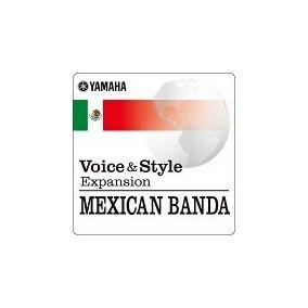 Expansion De Sonido Para Yamaha Psr-s970 -mexican Banda--