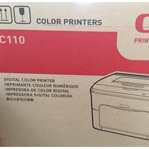 Impresora Laser Color Oki Modelo C110 Nueva Envio Gratis.