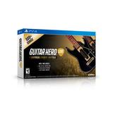 Guitar Hero Live Ps4 Playstation Dos Guitarras Mas Juego