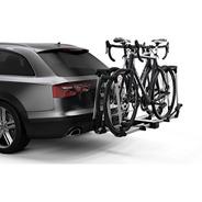 Portabicicletas Thule Helium Platform (2 Bicicletas)  Plata