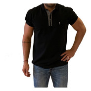 Playera Tipo Polo Para Hombre Polo Mode Gens 5649