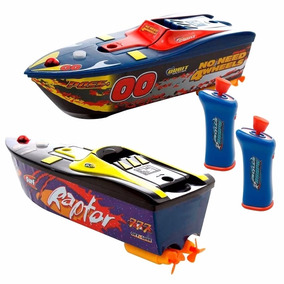 Brinquedo Multikids Aqua Race Deluce Com Controle - Br208