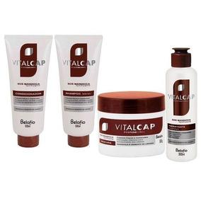 Kit Vitalcap Tratamento Sos Mandioca Belofio