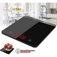 Balanza Digital Vidrio Cocina Telefunken Tf-ks500 5kg Jmp