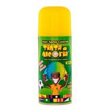 Spray Para Cabelo Tinta Da Alegria Amarela 120ml