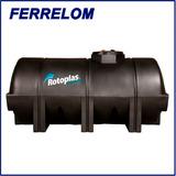 Tanque De Agua Horizontal Rotoplas 2000 Litros - Ferrelom