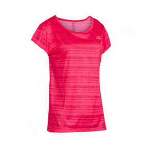 Remera Topper Training Training Wmns Jaquard Mujer Fu