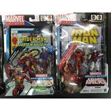 Spiderman Y Captain Britain Comic Pack Marvel Universe