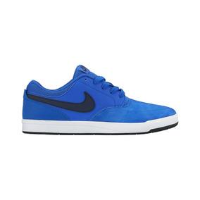zapatillas nike azul francia