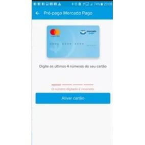 Cartão De Crédito Pré Pago Mercado Livre - Convite