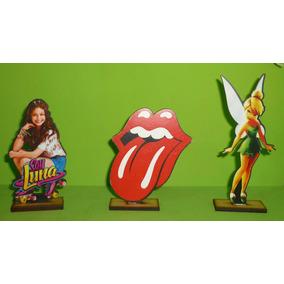 30 Souvenirs + Central Soy Luna Rolling Stones Campanita