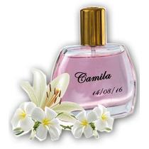 35 Combo Souvenirs Perfume 15 Años Bodas Eventos Casamiento