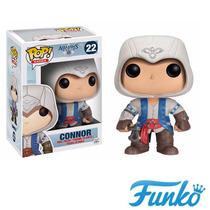 Pop Assassins Creed 3 Connor 22 Funko