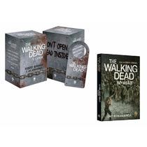 Coleção Box The Walking Dead + Invasão (6 Livros) #