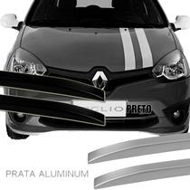 Longarina Teto Decorativa Slim Renault Clio 135cm Tg Poli