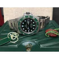 Rolex Submariner Date Bicel Ceramico 116610lv Full Set
