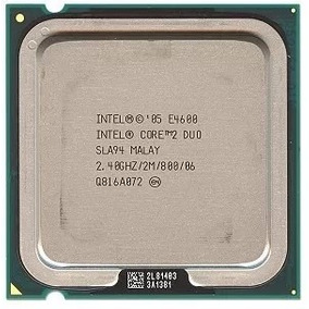 Procesador Intel Core 2 Duo E4600 2.4ghz 800 Mhz Socket 775