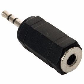 Adaptador De Audifonos Jack 3,5 Mm A Plug 2,5 Mm 251-140