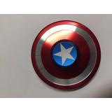 Fidget Spinner Metálico Escudo Capitán América