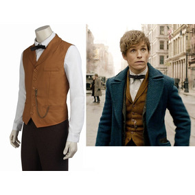 Chaleco + Camisa Newt Scamander Animales Fantásticos