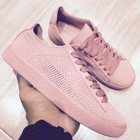 puma rosa palo mujer